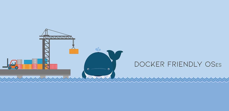 Docker Friendly OS | ColoCrossing